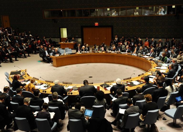 Россия наложила вето в Совбезе ООН на проект резолюции против референдума в Крыму