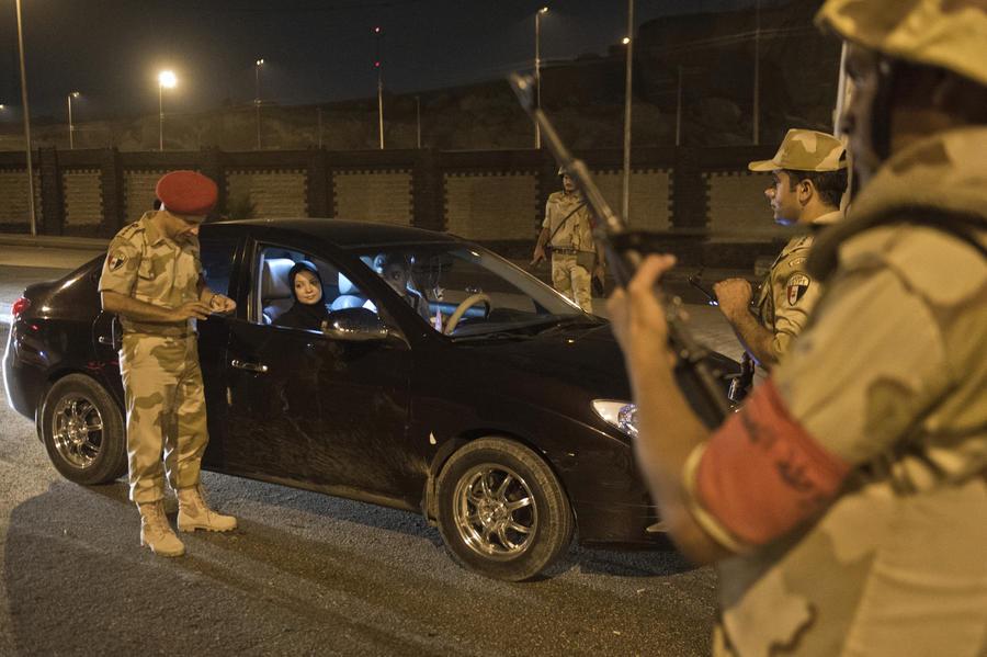 В Египте снят режим чрезвычайного положения