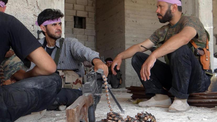 В Сирии убиты трое бельгийцев, воевавших на стороне боевиков