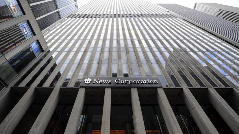 Медиаскандал в США: ФБР изъяло 80 тысяч писем с серверов компании Руперта Мёрдока