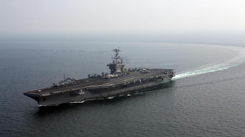 Моряк с атомного авианосца ВМС США взламывал системы правительственных организаций