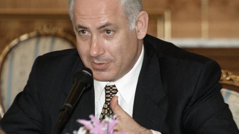 Нетаньяху: Израиль не позволит Сирии передавать оружие «Хезболле»
