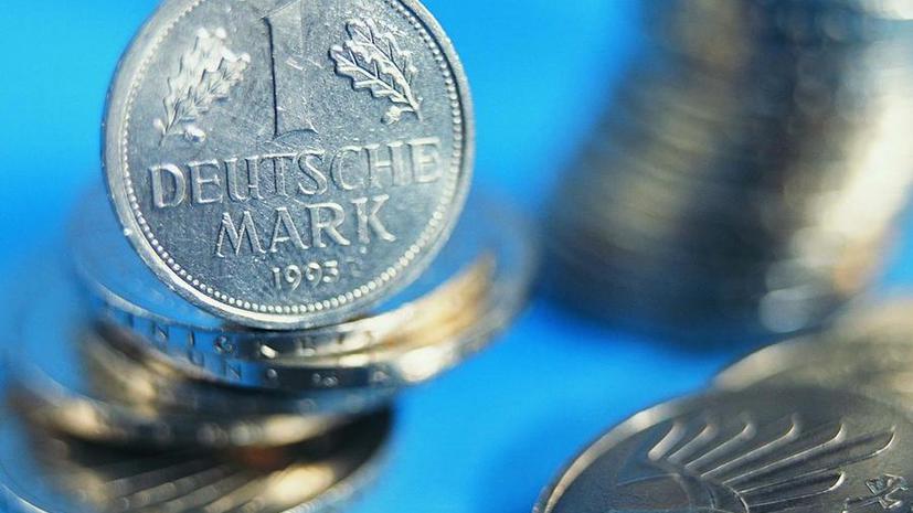 Ностальгирующие немцы до сих пор хранят в заначках дойчмарки на €6,6 млрд