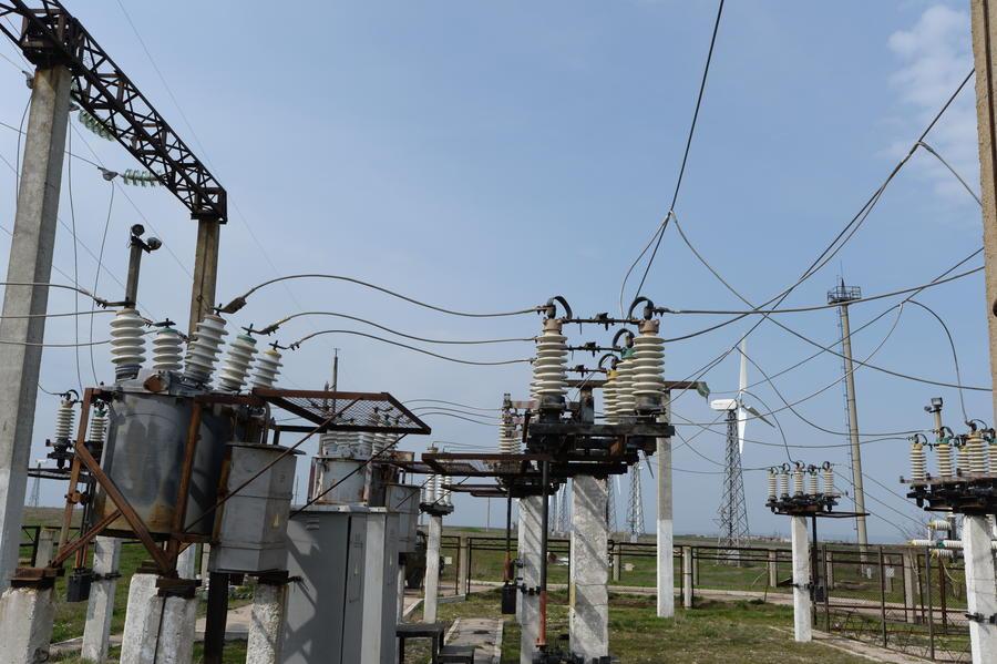 МЧС РФ: Энергоснабжение Крыма полностью восстановлено