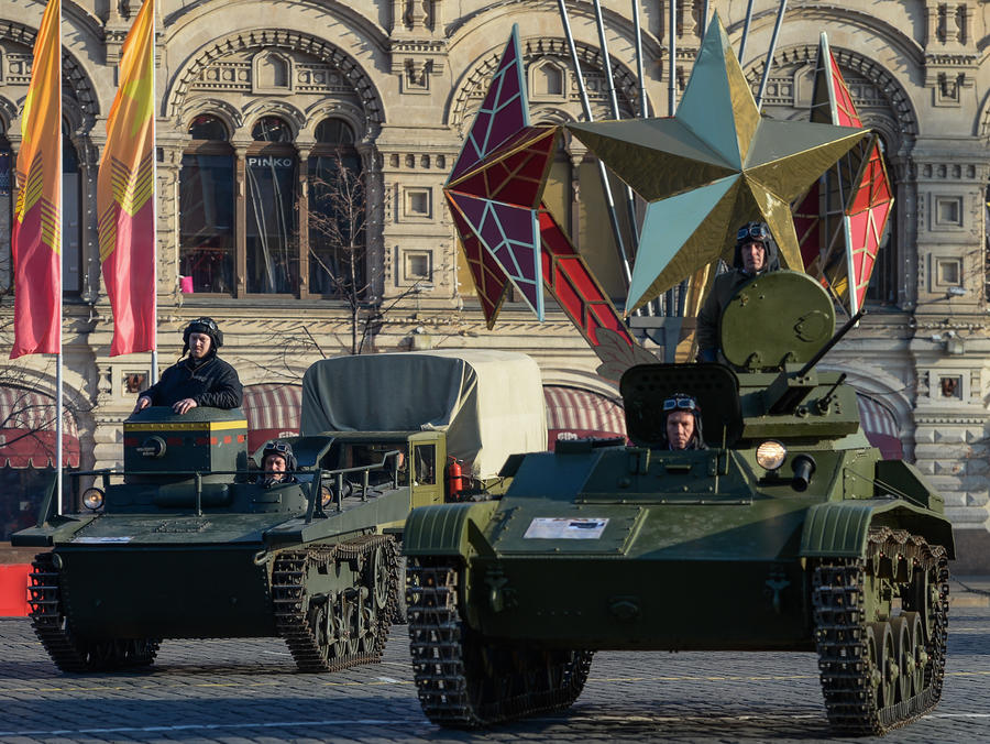 СМИ: Роль мирового жандарма подходит России больше, чем США