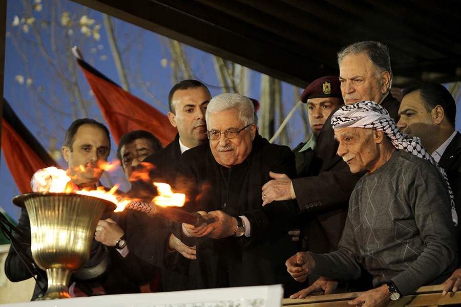 Палестина официально сменила имя