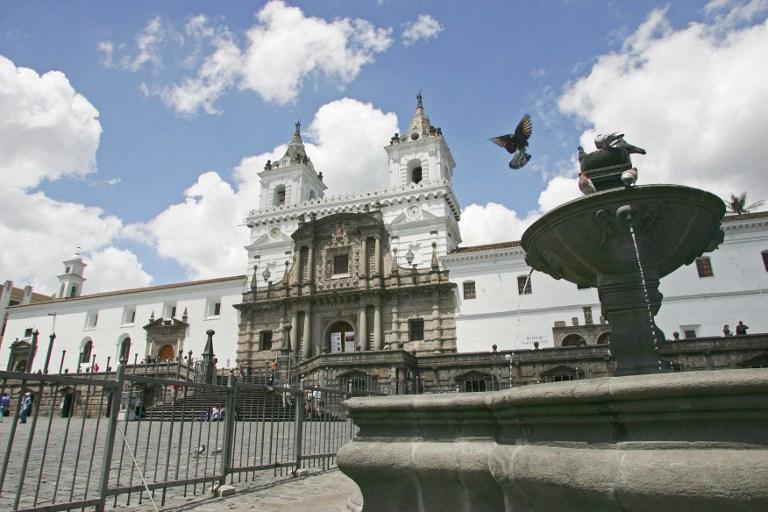 Кито признан туристической жемчужиной Латинской Америки