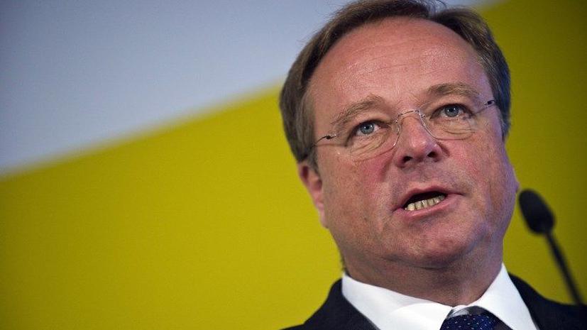 Министр развития ФРГ: «Раздайте конину бедным»