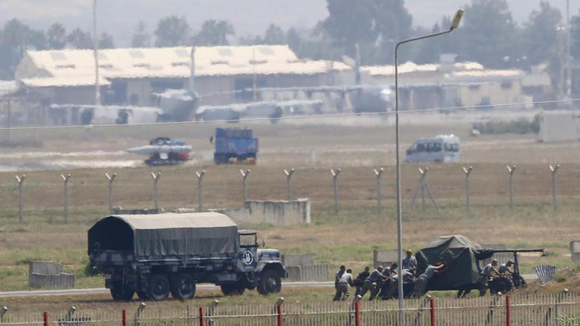 Сирийский генерал: Турция увеличила поставки вооружения террористам в Сирии в обмен на нефть