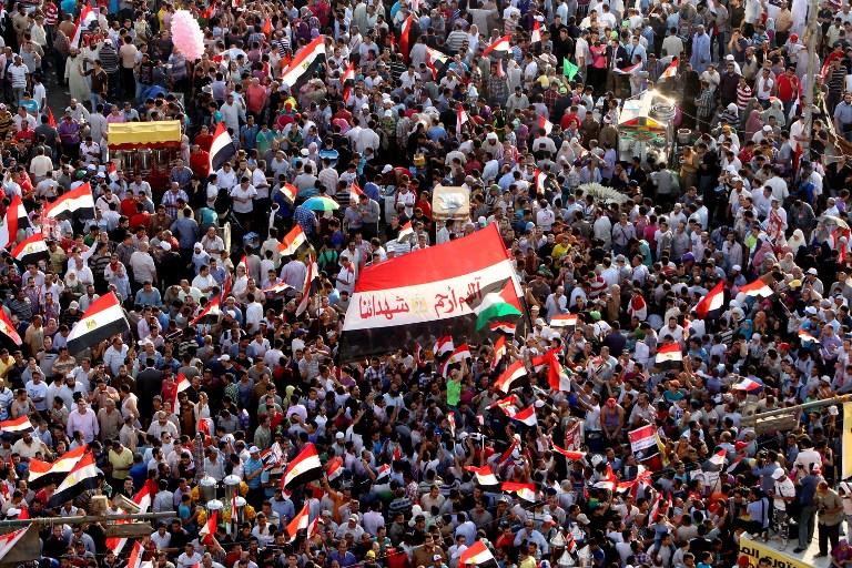 Египетская оппозиция выходит на «Марш миллионов»
