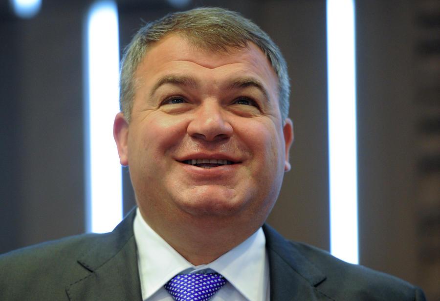 Амнистию Сердюкова признали законной