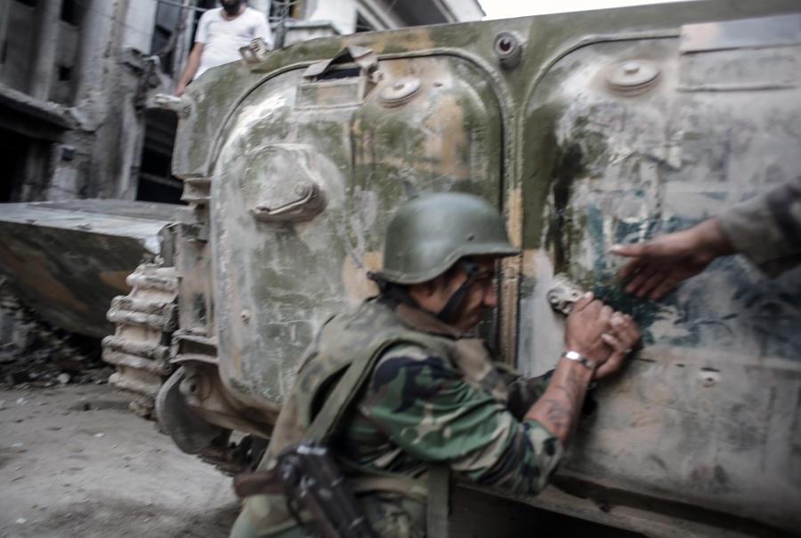 «Аль-Каида» вербует американских солдат в Сирии