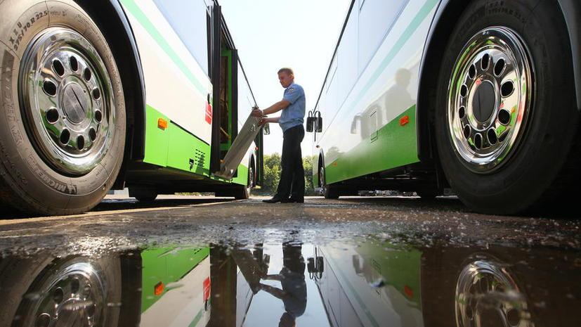 Мосгортранс вводит дистанционную систему контроля за здоровьем водителей