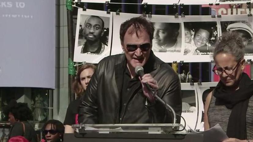 СМИ: Крупнейший союз американской полиции присоединился к бойкоту нового фильма Квентина Тарантино