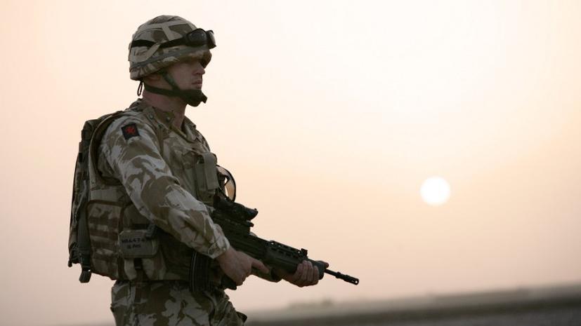 Британские войска могут войти в Сирию уже этой зимой