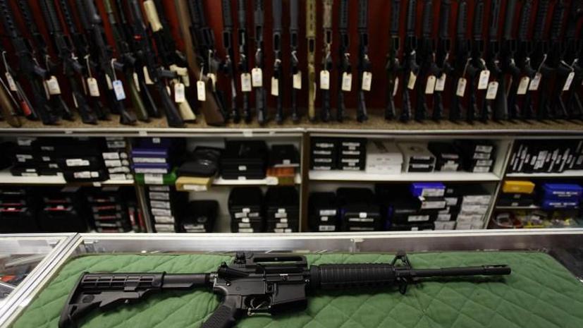 Instagram стал площадкой для торговли оружием