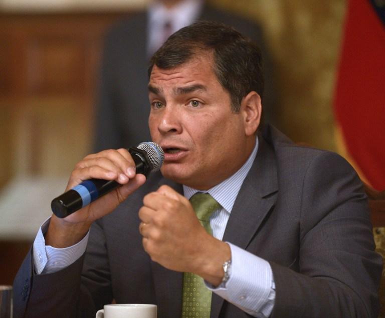 Решение ситуации с Ассанжем может затянуться на годы - считает президент Эквадора