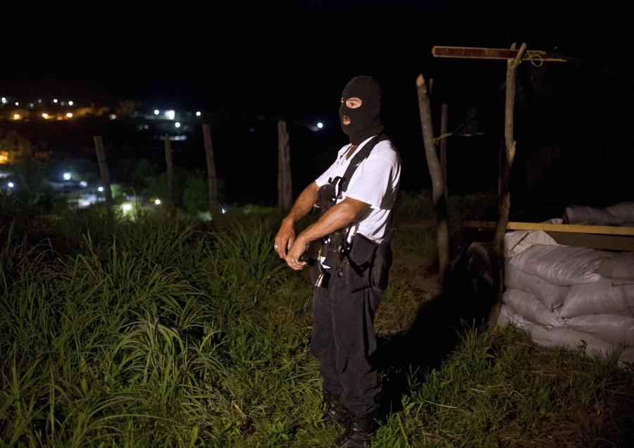 Вице-адмирал ВМФ Мексики погиб от рук «тамплиеров»