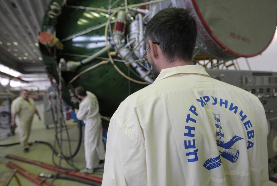 Источник: Конструктор «Протона-М» Владимир Рачук понесёт ответственность за падение ракеты