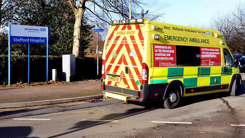 В британской больнице от рук врачей и медсестер погибли сотни пациентов