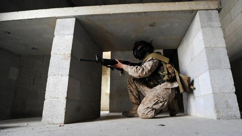 На базе морской пехоты США произошла перестрелка, есть жертвы