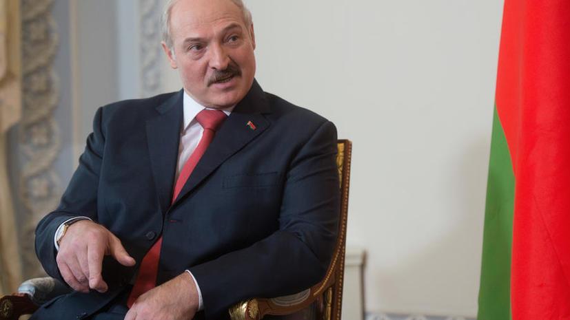 Лучшим памятником себе Александр Лукашенко назвал доступное жильё