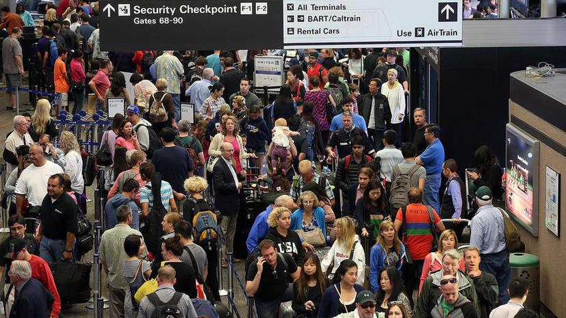 В аэропортах США появилась система ускоренной проверки пассажиров