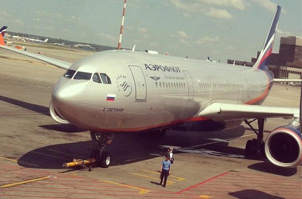 Из Москвы на Кубу вылетел самолёт «Аэрофлота», на котором мог находиться Эдвард Сноуден