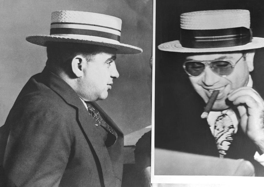 Полиция Великобритании будет использовать «принцип Аль Капоне» для борьбы с преступностью