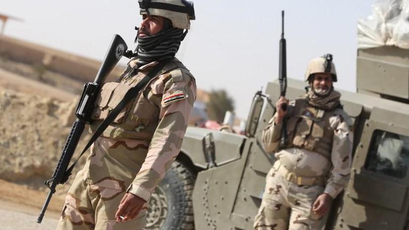Иракские войска обстреливают ракетами позиции Аль-Каиды: погибли 25 боевиков