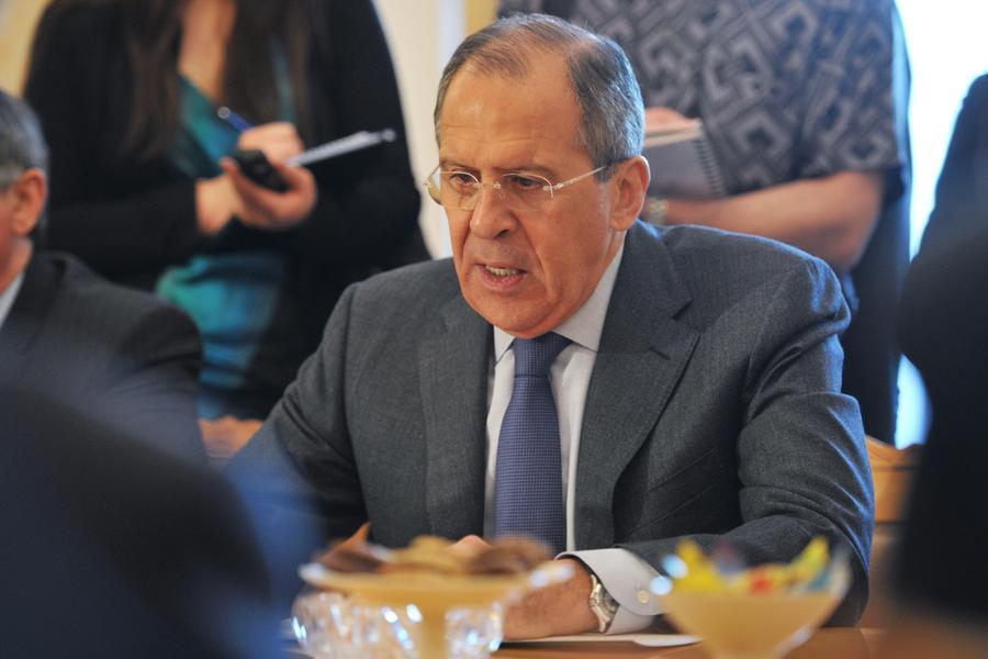 Сергей Лавров: Санкции США противоречат здравому смыслу