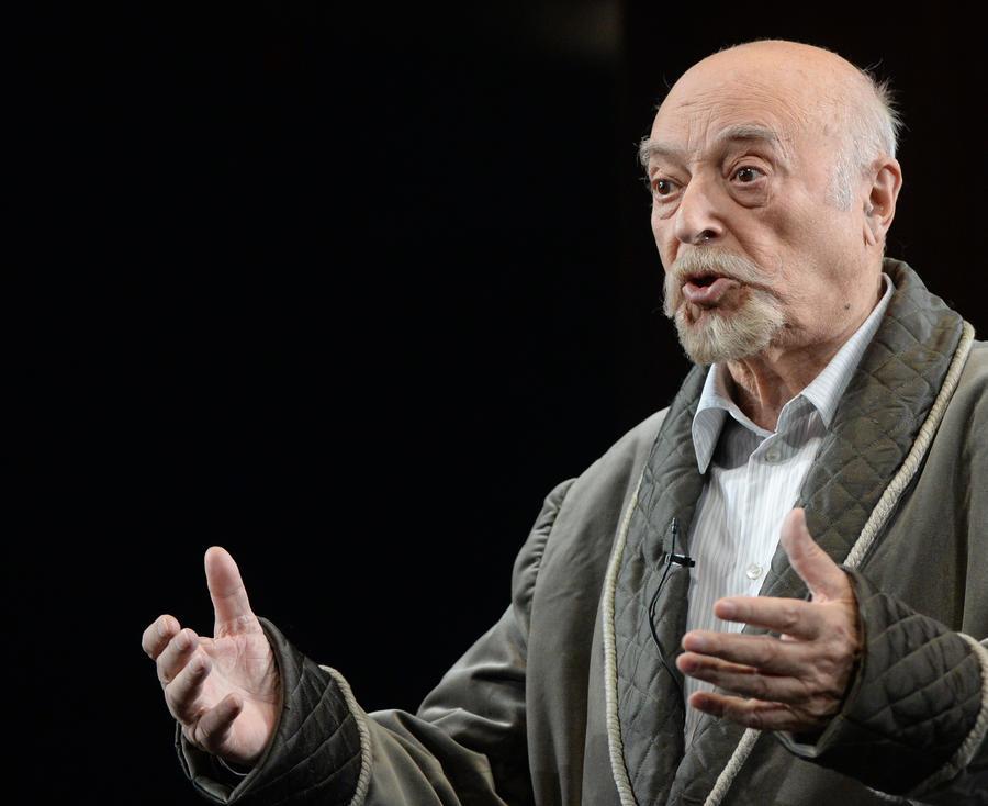 Владимир Этуш отпразднует 90-летие на сцене