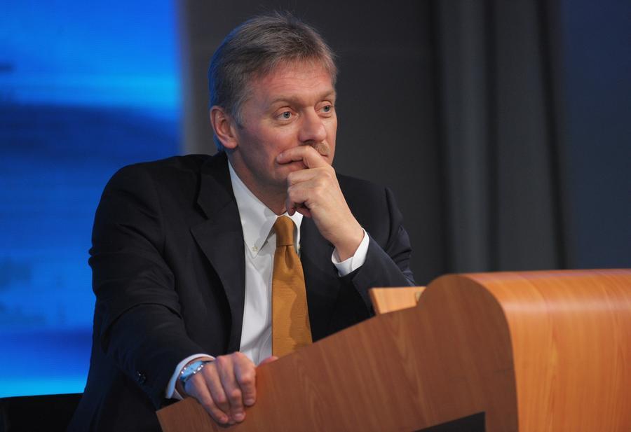 Песков: Оснований для скидок на газ для Украины нет