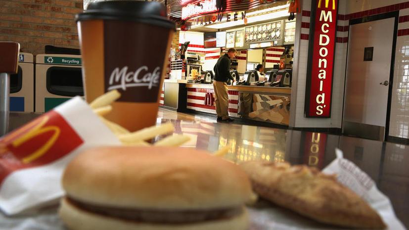 McDonald's советует собственным работникам воздерживаться от фастфуда