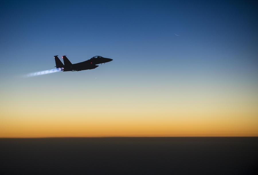Пентагон отрицает факт гибели мирного населения в результате авианалётов на Сирию