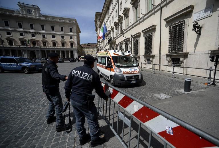 Устроивший стрельбу в Риме целился в политиков