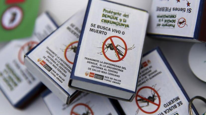 ВОЗ вводит режим ЧП: Вирус Зика стал угрозой мирового масштаба