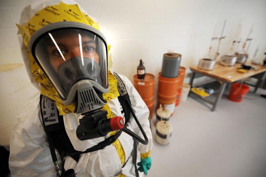 Инспекторов ООН допустят в зону, где произошла химическая атака