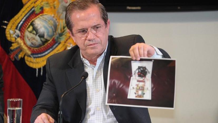 «Жучок» в посольстве Эквадора выглядел как обычная розетка