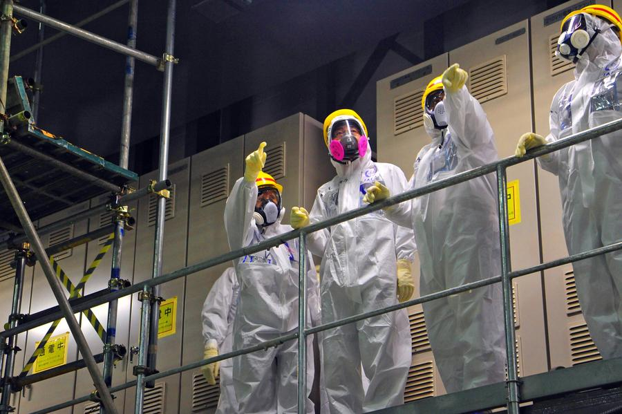 Учёные придумали способ обнаружения ядерного топлива на АЭС «Фукусима-1»