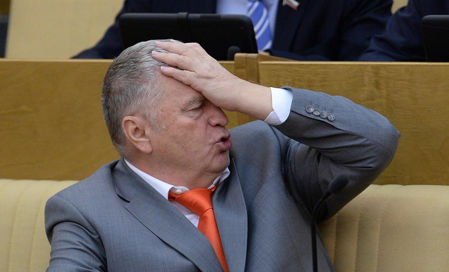 Владимир Жириновский объявлен «персоной нон грата» в Киргизии