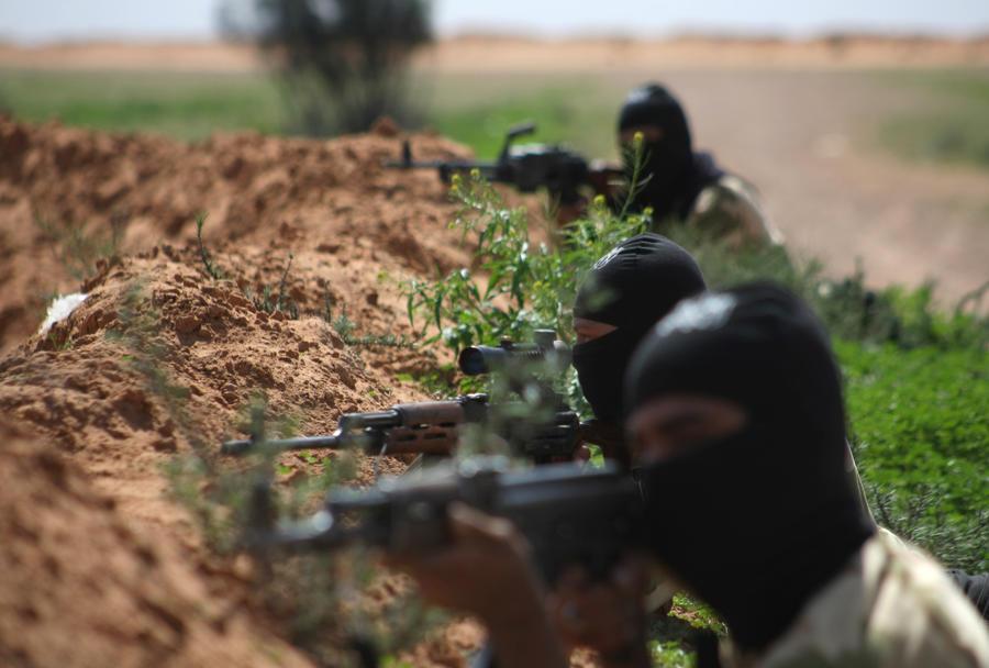 СМИ: США могут усилить военную поддержку боевиков в Сирии