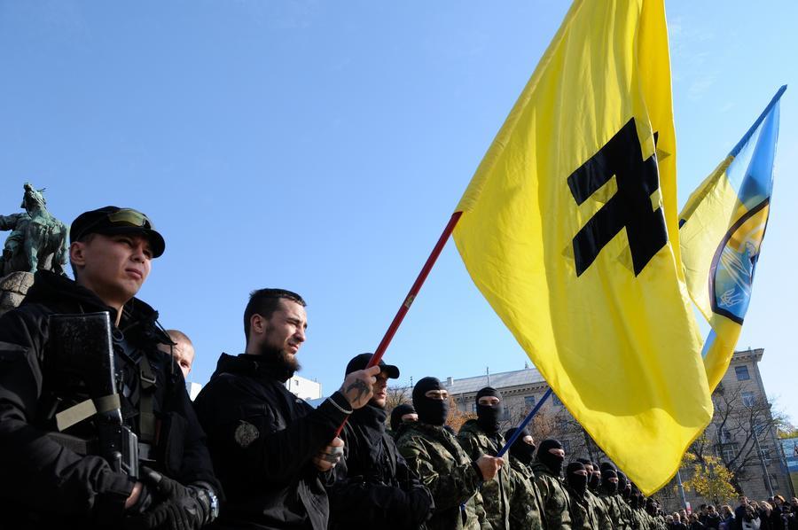Украинцы заявили о готовности воевать в Сирии против русских