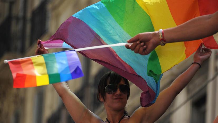 В России арестованы первые иностранцы-нарушители закона о запрете гей-пропаганды