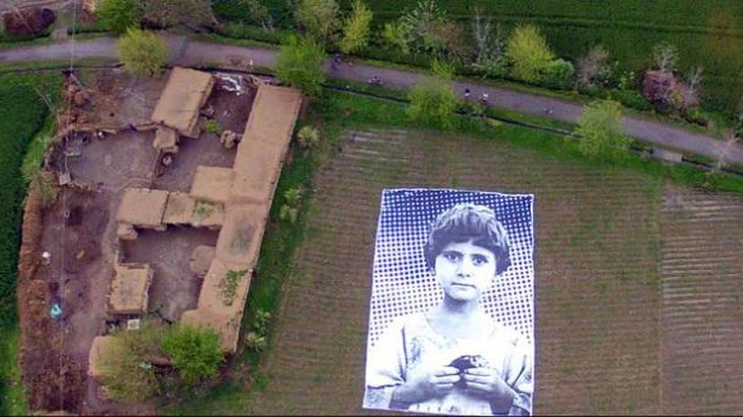 Лицо пакистанского сироты напомнит военным о жертвах беспилотников
