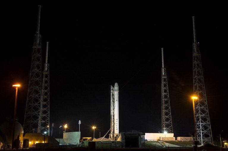 На космическом корабле Dragon произошли неполадки: стыковка с МКС откладывается