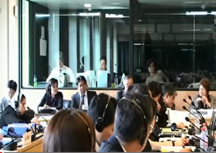 «Заткнитесь! Заткнитесь!»: японский дипломат устроил скандал на заседании комиссии ООН