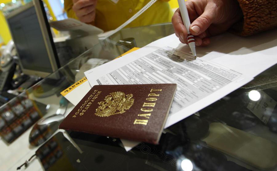 Биометрические данные россиян будут заносить в паспорт при рождении