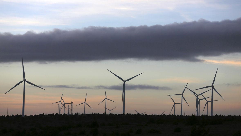 Ветряные мельницы в Великобритании ускорят глобальное потепление