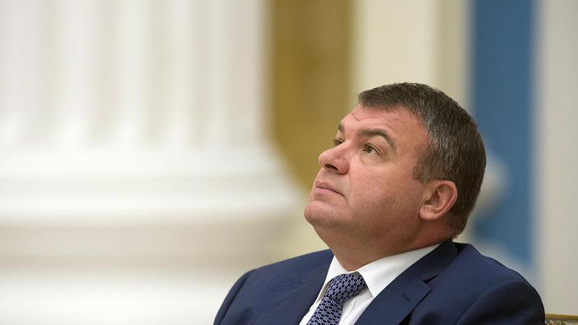 Сердюков может стать фигурантом нового уголовного дела